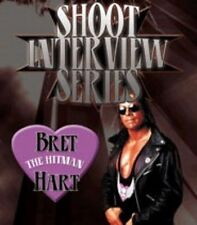 Bret The Hitman Hart Shoot Interview Volume 2 DVD, Stampede WWF WWE WCW