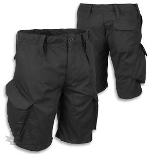 BRITISH-ARMY-STYLE-PCS-ACU-RIPSTOP-BLACK-SHORTS-COMBAT-ISSUE-CAMO-AIRSOFT
