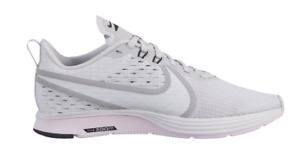 New NIKE ZOOM STRIKE 2 WOMENS SHOES SNEAKERS Vast Grey Platinum sizes 5 to 12