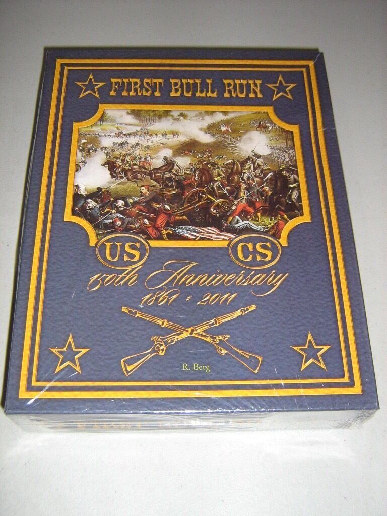 First Bull Run  150th Anniversary Edition (New)
