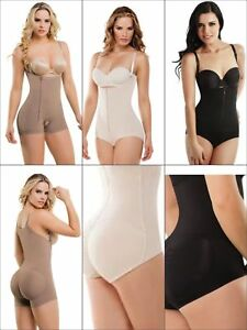 d63bca6be9904 Image is loading Full-Body-Shaper-Fajate-Virtual-Post-Surgery-Liposuction-
