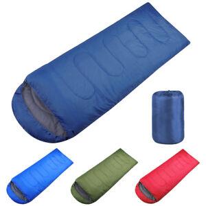 Outdoor-Envelope-Sleeping-Bag-Lightweight-4-Season-Waterproof-for-Camping-Hiking