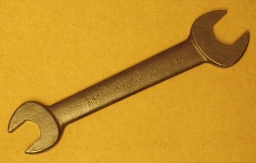 """OEM 1-1//16/"""" /& 1-1//4/"""" Wrench for Ammco Brake Lathe Service Tool 4000 4100 3000"""