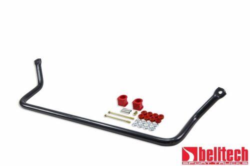 Belltech 01-10 GM 2500 3500HD 1 3//8 Front Swaybar