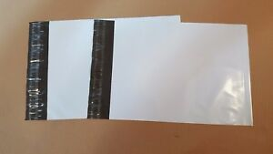 6x9 Poly Mailers Shipping Envelopes Plastic Quality Bags 2.5 MIL 25-500 Bags