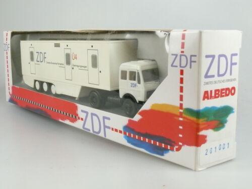 """201001 MB SK SZ /""""ZDF Ü-WAGEN Ü4/"""" NEU Albedo alte Serie"""