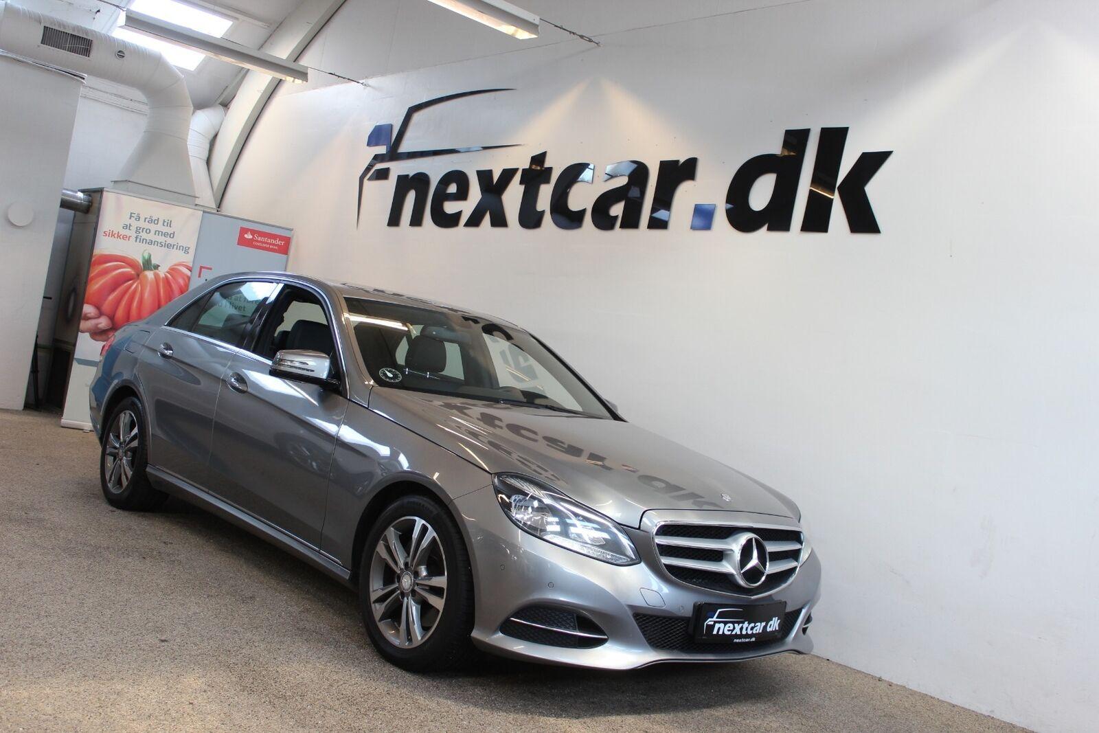 Mercedes E350 3,0 BlueTEC Avantgarde aut. 4d - 349.800 kr.