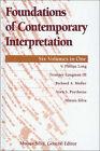 Foundations of Contemporary Interpretation by Zondervan (Hardback, 1996)
