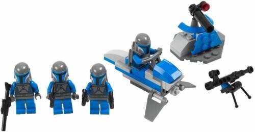 Lego Star Clone Wars the MANDALORIAN BATTLE PACK 7914 Blaster Minifigures NEW