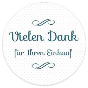 VIELEN-DANK-FUR-IHREN-EINKAUF-Aufkleber-Runde-Sticker-Selbstklebend-3-8-x-3-8