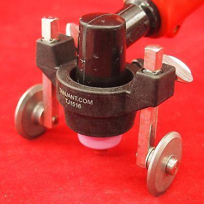 AG60 Plasma Roller Guide Wheels WSD60P SG55 Plasma Torch Wheel Chariot TJ1516