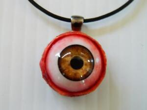 Halloween horror prop eyeball pendant for costume or cos play image is loading halloween horror prop eyeball pendant for costume or aloadofball Image collections