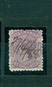 Australia-Tasmania-Regina-Vittoria-n-296-timbrato