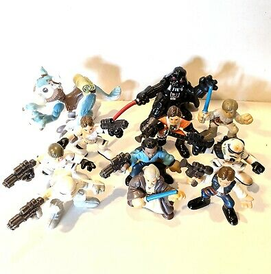 2007 Star Wars Galactic Heroes Figurines CHOOSE Combine Shipping!