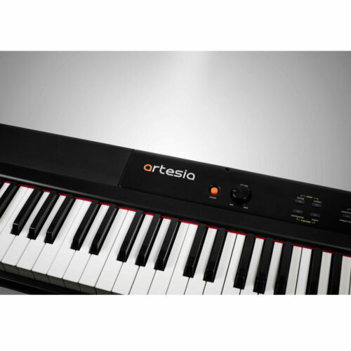 Artesia Performer Stage-Piano Digital Keyboard Schwarz