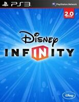 Disney Infinity (2.0 Edition) (Sony PlayStation 3, 2014) Video Games