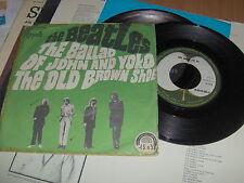 """7"""" BEATLES BALLAD OF JOHN AND YOKO OLD BROWN SHOE FRANCE VINYL EX+++N/MINT"""