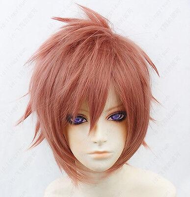 173 Kimi To Boku Matsuoka Shun Cosplay Costume Short Wig free wig cap