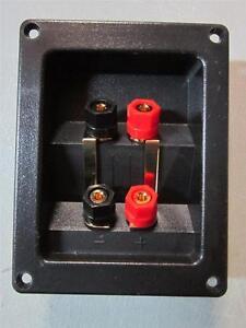 Awe Inspiring New Bi Amp Speaker Input Terminal Bi Wiring Bridge Cable Box Square Wiring 101 Cominwise Assnl