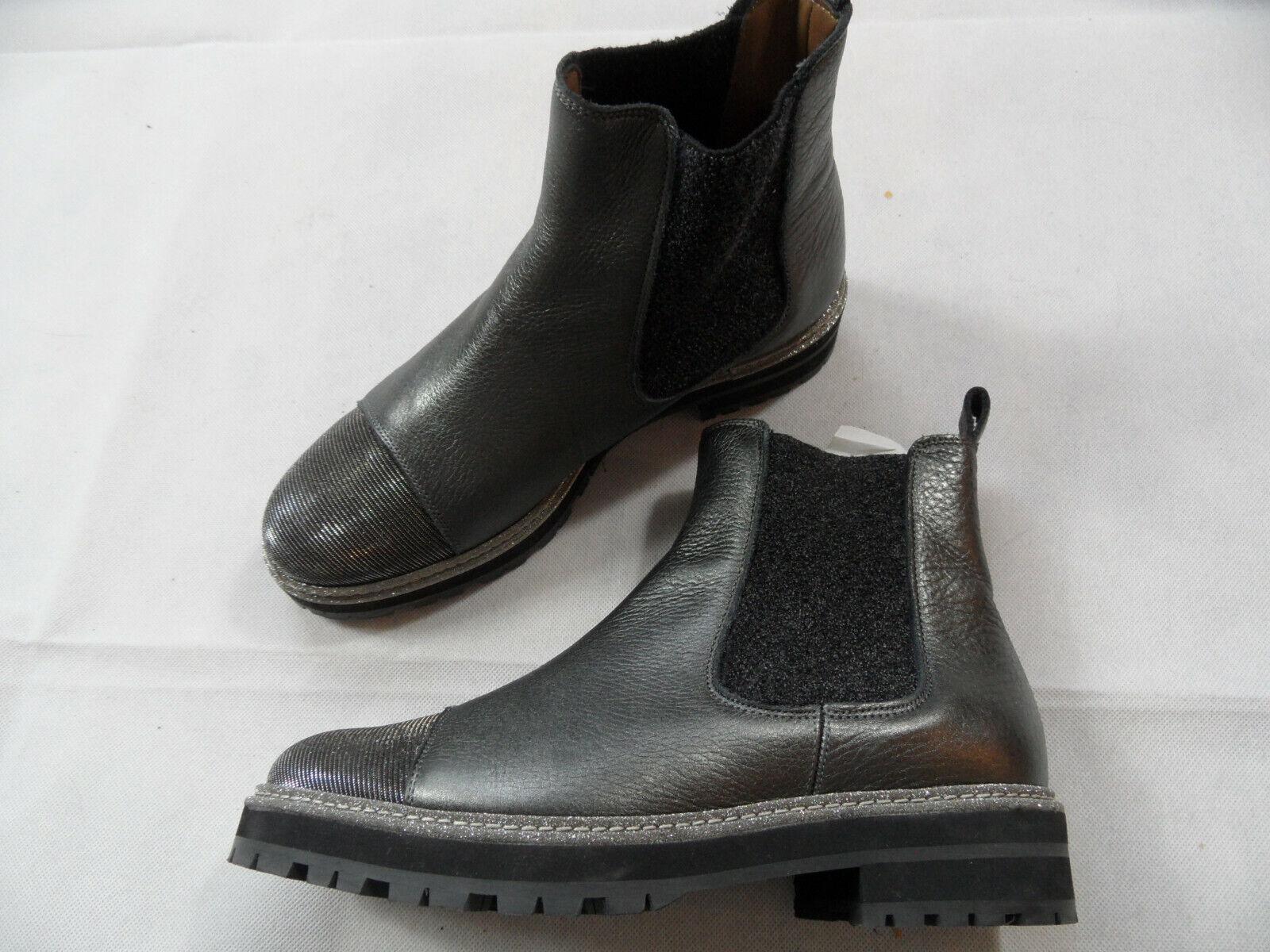 PERTINI élégants bottes bottes bottes kurzbottes bronze taille 39 top je219 7c5569
