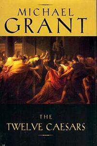 Grant-Doce-Caesars-Romano-Julius-Augustus-Caligula-Neron-Claudio-Otho-Tiberio