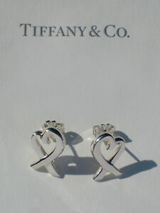 Image Is Loading Tiffany Amp Co Sterling Silver Paloma Pico Large