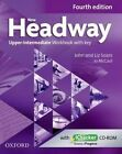 New Headway: Upper-Intermediate B2: Workbook: A New Digital Era for the World's Most Trusted English Course: Workbook + iChecker with Key by Oxford University Press (Mixed media product, 2014)