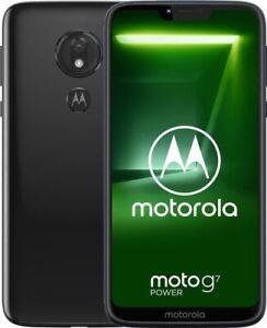 Motorola Moto G7 Power 64gb Xt 1955 4 Dual Sim Unlocked Ceramic Black Ebay