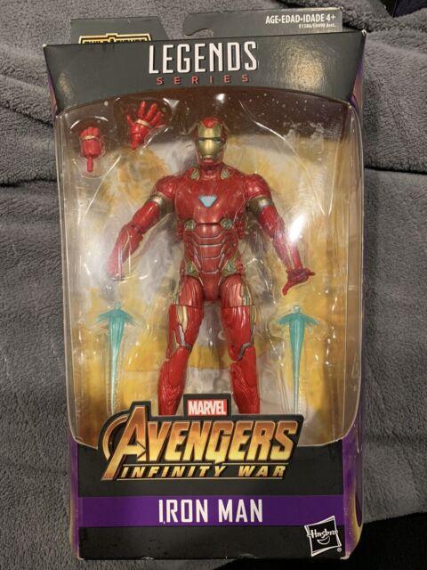Hasbro Avengers Marvel Legends Series 6 Zoll Iron Man Actionfigur