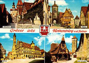 Grüsse aus Rothenburg o.d. Tauber,1973 gelaufene AK - Lambrechtshagen, Deutschland - Vollständige Widerrufsbelehrung Widerrufsbelehrung und Muster-Widerrufsformular für Verbraucher Widerrufsbelehrung Widerrufsrecht Sie haben das Recht, binnen eines Monats ohne Angabe von Gründen diesen Vertrag zu widerruf - Lambrechtshagen, Deutschland