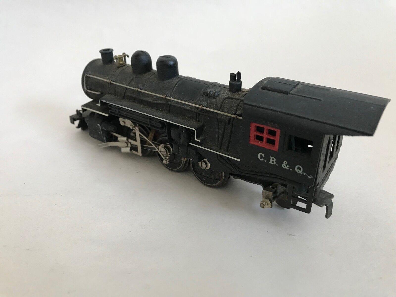 salida Vintage C.B. & Q. modelo modelo modelo del FerroCocheril Tren-falta 2 Ruedas-Hecho en Japón  al precio mas bajo
