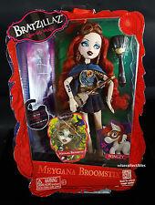 Mattel Bratz Bratzillaz Meygana Broomstix Wingzy Witch Toy Doll NEW