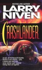 Crashlander by Larry Niven (1994, Paperback)