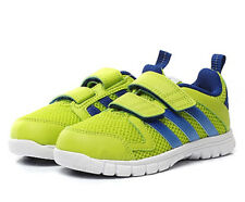 72e94d4d6a7f adidas STA Fluid 3 CF casual sports trainers boys girls size UK 5K - EU 21
