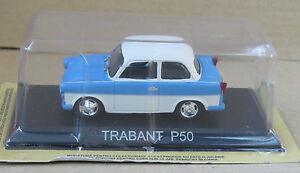 DIE-CAST-034-TRABANT-P50-034-LEGENDARY-CARS-SCALA-1-43