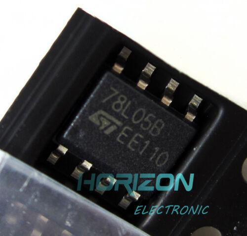 50PCS L78L05ABD13TR IC REG LDO 5V 0.1A 8SO NEW HIGH QUALITY