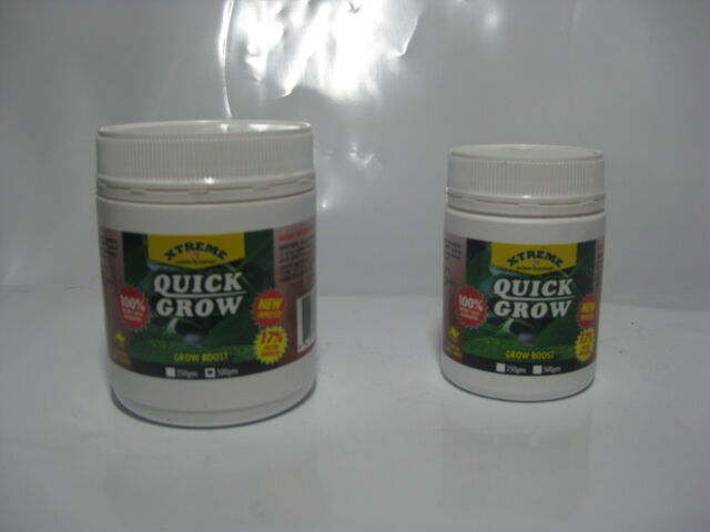 Xtreme Nutrients - Hydroponics - Quick Grow - 500g - Grow Boost