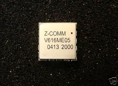 V582ME11 MINI-16 Z-COMM VCO 1073MHz-1086MHz