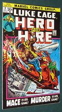 Luke Cage, Hero for Hire #3 1st app. Mace