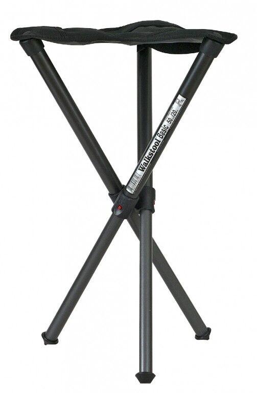 Dreibeinhocker 'Walkstool Basic' Sitzhöhe 50cm Aluminium Aluminium Aluminium Klapphocker Angeln Zelt 071cde
