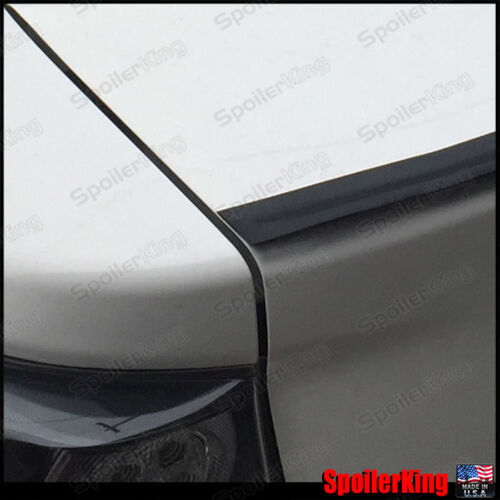 244L Fits: Hyundai Azera 2012-2017 SpoilerKing Rear Trunk Lip Spoiler Wing