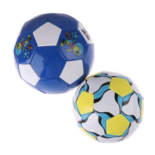 1pc Size 2//3 Soccer Ball Kids Trainning Football Sports Intellectual Toy BalB NM