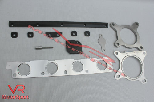 Konversionsadapterset des Turboladers K04 064 von 2.0 TFSI zu 1.8 Turbo-Motoren