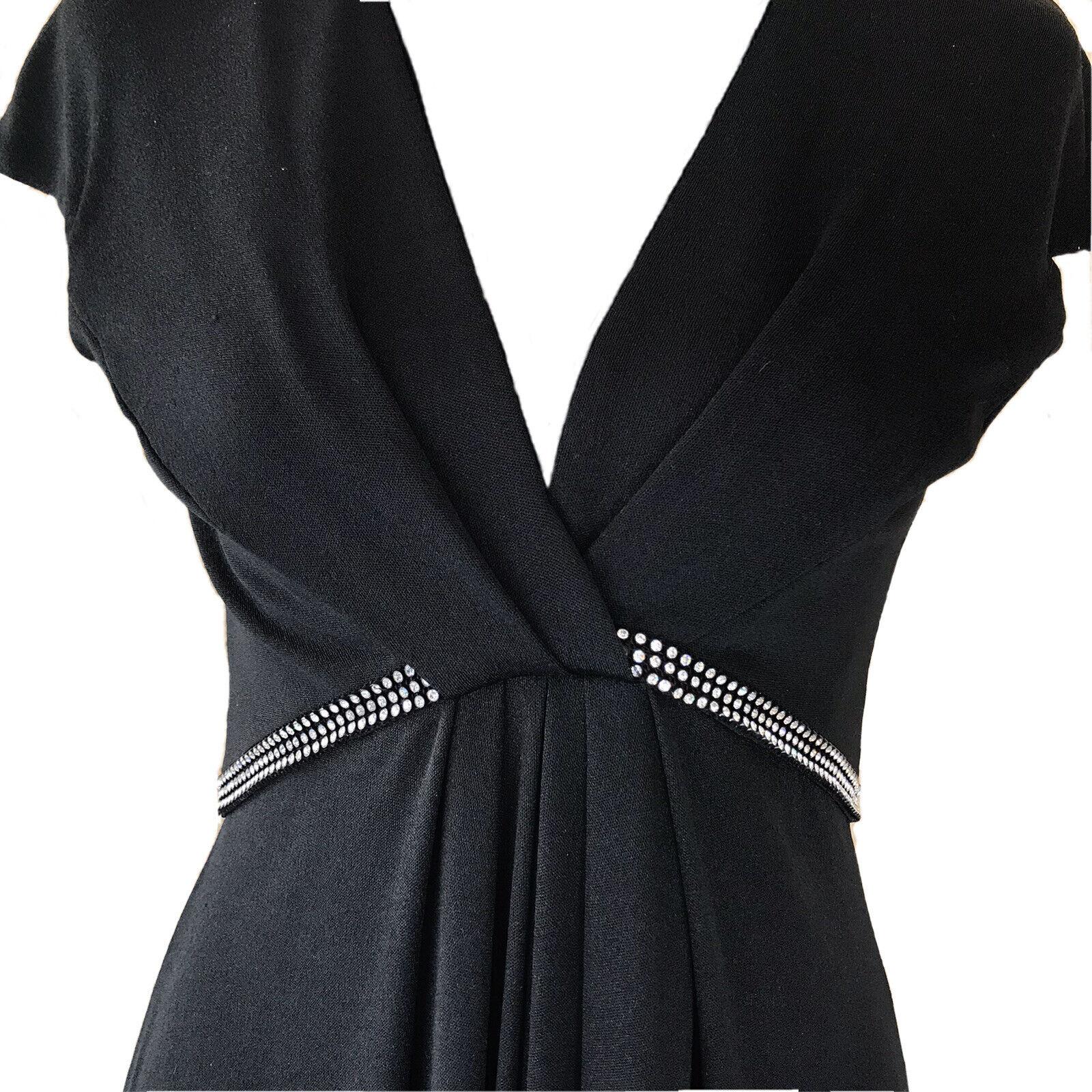 Vintage Luis Estevez Dress Eva Gabor Look Label B… - image 9
