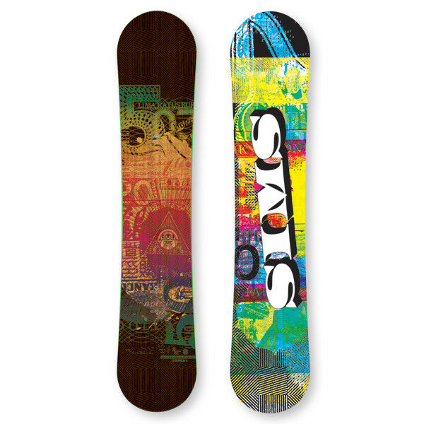 SIMS Steve Fisher Freestyle Snowboard (NEW)