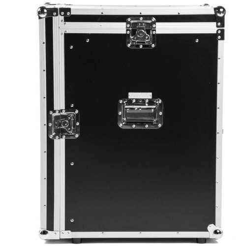 16//12 eh kombicase eco winkelrack L-Rack DJ rack combi case mixercase Flightcase