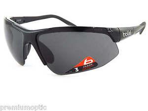 070a6076b1 Image is loading BOLLE-cycling-BREAKAWAY-sunglasses-Shiny-Black-TNS-Cat3-