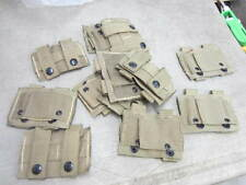 Lot of 2 Kabar Molle Adapters in Khaki  New no tags.