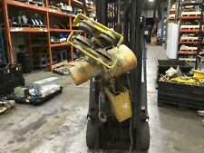 Budgit 3 Ton Electric Chain Hoist 3 Ph 230460v With Trolley T356 2r 18mk