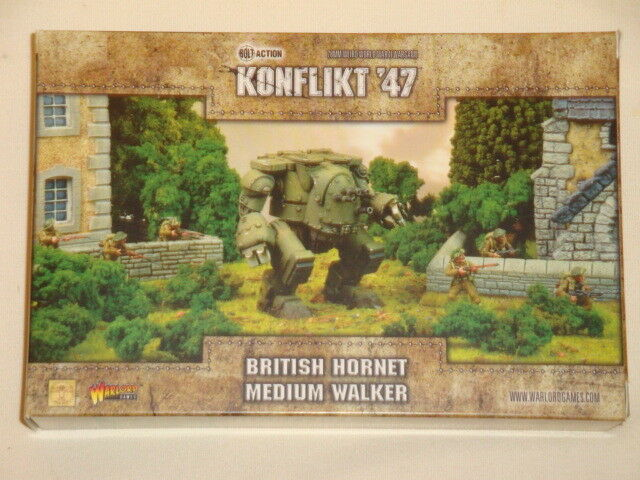 British Hornet Medium Walker Konflikt '47 Warlord Games